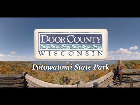 Potawatomi State Park Fall Colors