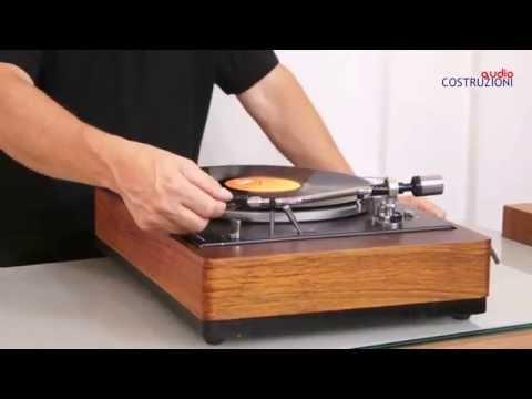 Come istallare Testina  per giradischi e tararla  di Sbisa' www audiocostruzioni com