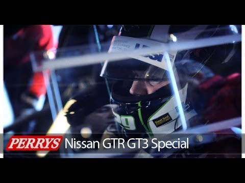 JRM Nissan and GT-R Nismo GT3 and Nissan Qashqai