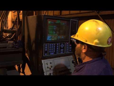L-TEC Plasma Oxygen Cutting System 8' x 20' w/ Burny 5 Controls