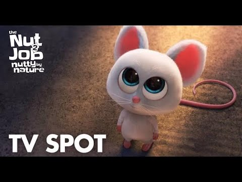 The Nut Job 2: Nutty by Nature (TV Spot 'Warrior')