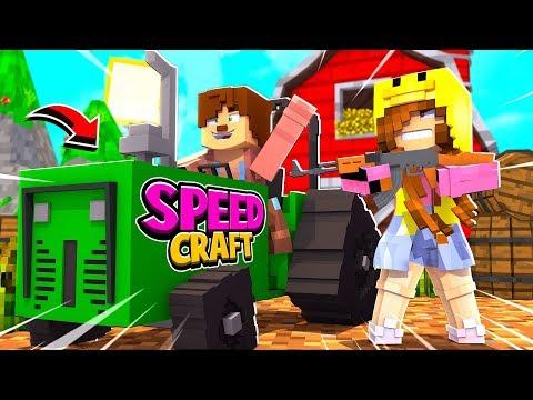 EFSANE YENİ TRAKTÖRÜM !! #30 SPEEDCRAFT - Minecraft
