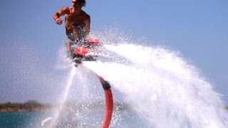 Flyboard - Fantastic Water Jet Pack