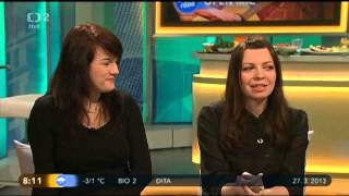 Video Lav-Lav v ČT Dobré ráno 27. 3. 2013