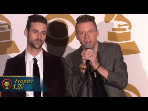 nominations - For all your music needs ▻▻ http://bit.ly/ClevverMusic Macklemore & Ryan Lewis talk about Nelson Mandela, and their 7 Grammy nominations! http://Clevver.com ...