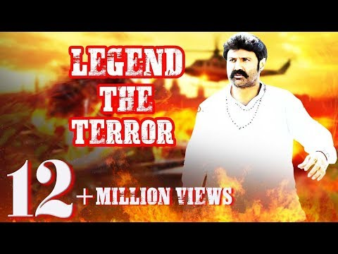 LEGEND THE TERROR - Full movie | Hindi Dubbed | Nandamuri Balakrishna | Radhika Apte