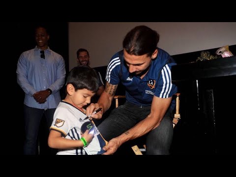 Video: WATCH: LA Galaxy Season Ticket Members enjoy Members at the Movies