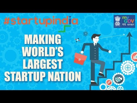 Making the World's Largest Startup Nation