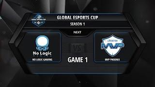 NLG vs MVP Phoenix, game 1