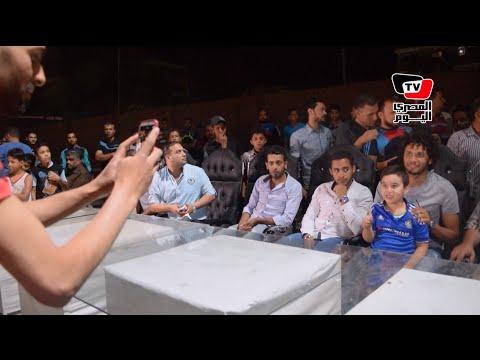 النني يفتتح أكاديمية أرسنال «أبو حطب» بكوم حماده