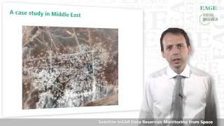 EAGE E-lecture: Satellite InSAR Data by Alessandro Ferretti