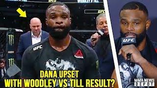 Video UFC Pros react to Woodley vs Till; Dana leaves early, won't speak to media; UFC 228 Highlights;Colby MP3, 3GP, MP4, WEBM, AVI, FLV Oktober 2018