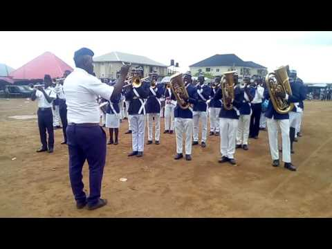 Boys' Brigade Anthem, By The Boys' Brigade Nigeria, Jabi Battalion Band.