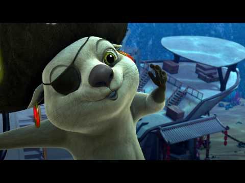 Dive Olly Dive and the Pirate Treasure - Trailer_Legjobb vide�k: Film