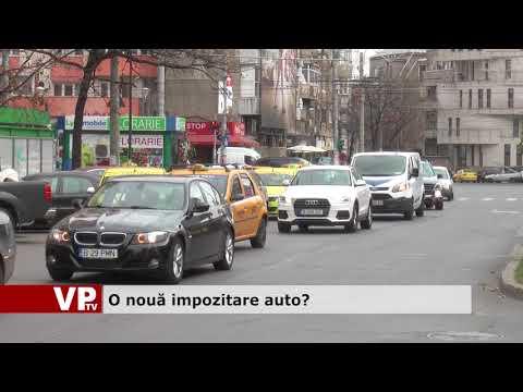 O nouă impozitare auto?