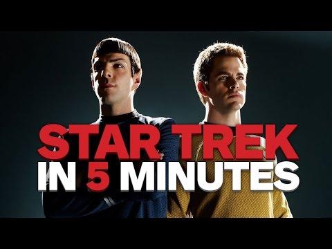 JJ Abrams' Star Trek Series in 5 Minutes