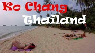 Koh Chang Thailand  City new picture : Lonely Beach on KO CHANG, Thailand: Budget Backpacker's Paradise!