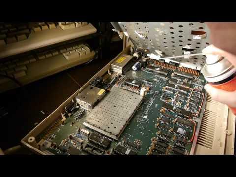 Commodore 128 & GEOS, Repair, Setup & Inspection | Nostalgia Nerd