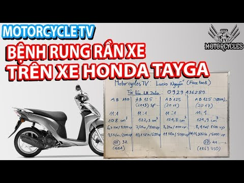 Video 144: Bệnh Rung Rần Trên Xe Air Blade 125 Ở Tốc Độ 40Km/h| Motorcycles TV - Thời lượng: 40:28.