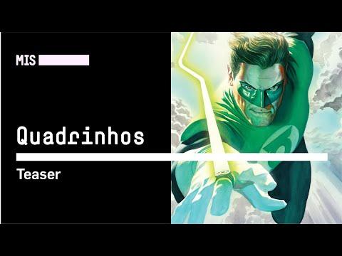 Universo dos quadrinhos é tema de exposição no MIS