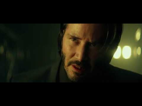 Keanu Reeves vs Daniel Bernhardt - John Wick (2014) - 1080p HD