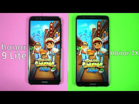 Honor 9 Lite vs Honor 7x Speed Test, Memory Management test and Benchmark Scores