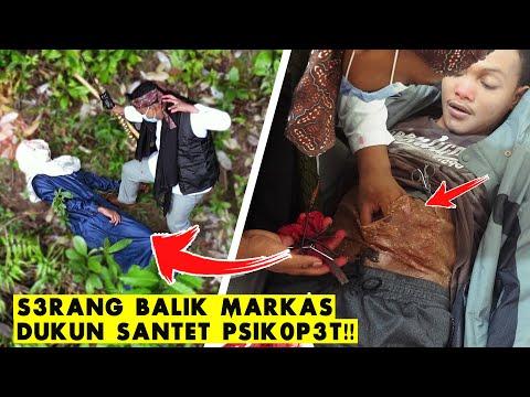 SERANG BALIK..Duel Dengan Dukun Sntet Psik0pet Sampai Tumbang!! Part3