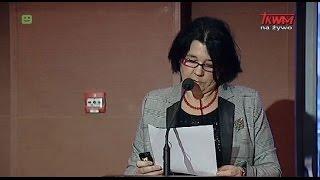 """Opinię o TVN wydała wykładowczyni z uczelni Rydzyka. Publikuje m.in. w miesięczniku """"Egzorcysta"""""""