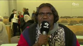 Hip hop artist Kylie Sambo, Aboriginal rights campaigner Pat Turner, broadcaster Steve Hodder Watt and Jumbunna researcher Paddy Gibson reflect on the 10th anniversary of The Northern Territory National Emergency Response - or NT Intervention. Amanda Copp reports for 'The Point' and NITV presenter Rae Johnston speaks with New Matilda's Chris Graham who has been covering the NT Intervention over the last decade with a particular focus of the role that the media played.