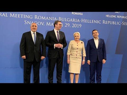 Ενεργειακά και ευρωπαϊκή προοπτική στην τετραμερή του Βουκουρεστίου…