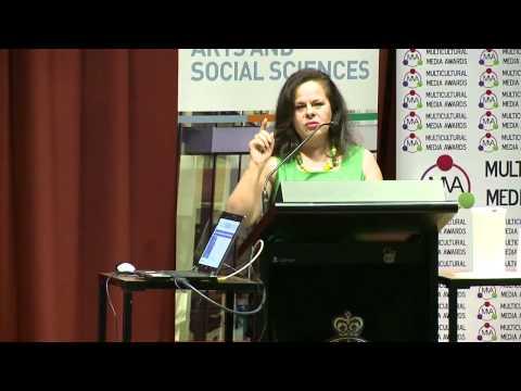 Helen Vatsikopoulos, Creative Practices, UTS and Walkely Award Winner
