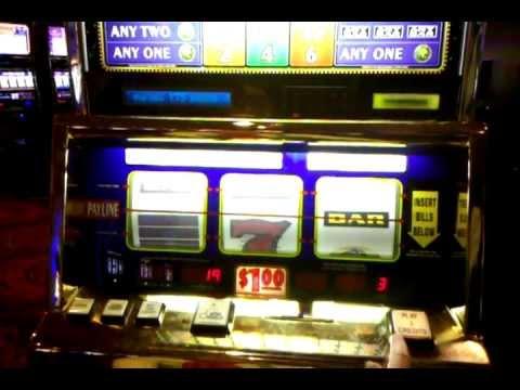 Lions Share slot machine, MGM casino, Las Vegas Dec 2011