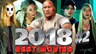 Video Best Upcoming 2018 Movies You Can't Miss - Trailer Compilation Vol. #2 MP3, 3GP, MP4, WEBM, AVI, FLV Oktober 2018