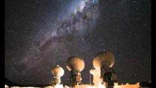 La danza dell'Universo in time-lapse