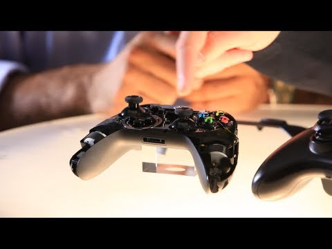 XBOX ONE Controller   Insiders Look with Zufi Alam