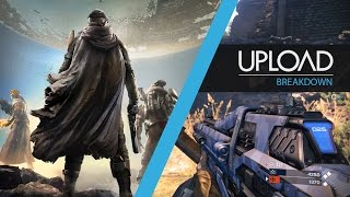 Destiny Beta Gameplay - The Weapons