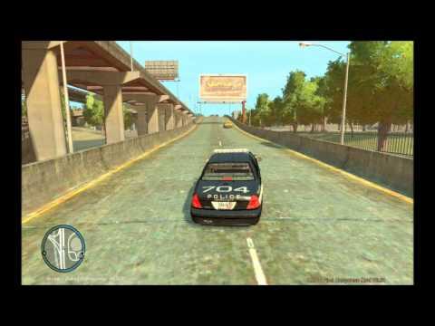 GTA IV - LCPDFR Police Pursuits!