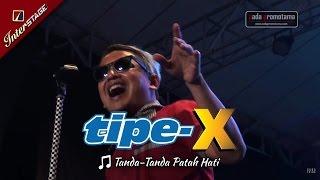 [TASIKMALAYA APRIL] TANDA-TANDA PATAH HATI | TIPE-X [LIVE 2017 di Lap. DADAHA] Video