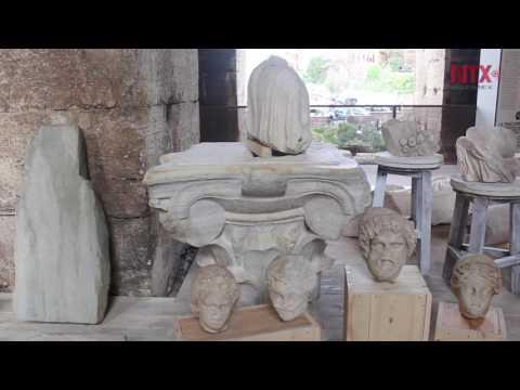 Relata muestra la milenaria historia del Coliseo