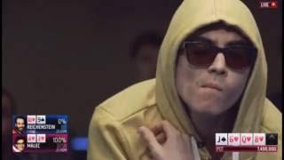 Kompletnie go rozwalił! Polak wygrywa z Niemcem 5 milionów zł w pokera w Barcelonie!
