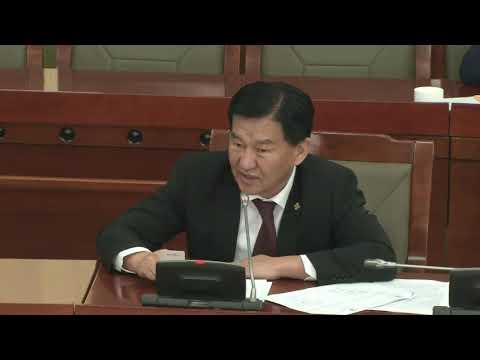 Ц.Даваасүрэн: Ипотекийн зээлийг валютын нөөцийн бодлоготой уялдуулах бодлого, зохицуулалттайгаар хэрэгжүүлэх ёстой