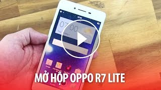 Oppo R7 Lite  ( Công Ty)