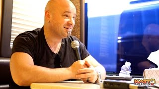 <b>David Draiman</b> Of Disturbed Interview