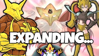 EXPANDING FORCE NASTY PLOT ALAKAZAM BREAKS THE GAME... POKEMON SWORD AND SHIELD DLC by Thunder Blunder 777