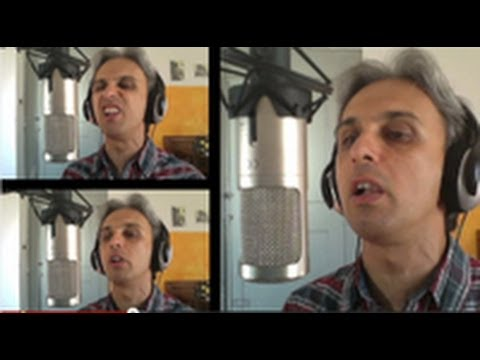 Sgt. Pepper - http://www.the-valve.com - =-_SHARE_-= How to sing Sgt Pepper reprise Beatles Harmony breakdown lesson. Sgt. Pepper's Lonely Hearts Club Band (Reprise) We're...
