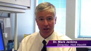 Meet Hall Health Center Director Dr. Mark Jenkins