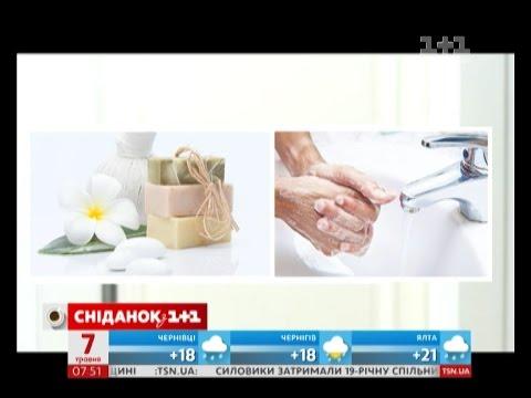 Азбука ранку - Як правильно мити руки