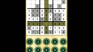 Sudoku Classic YouTube video