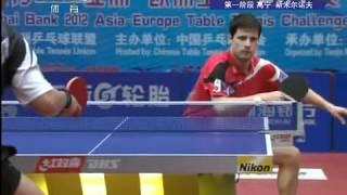 2012 Euro-Asia SMIRNOV Alexey - GAO Ning