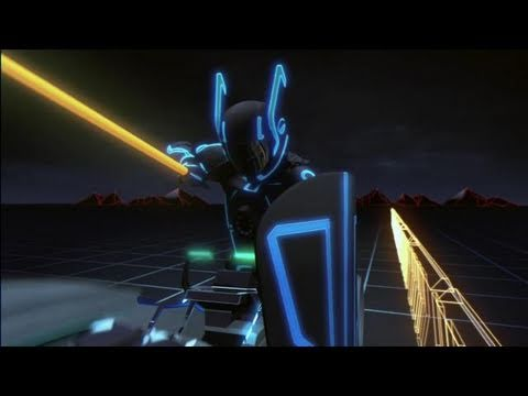 Derezzed - Music video by Daft Punk performing Derezzed. (C) 2010 Disney Enterprises, Inc./Daft Punk TM and  by permission.